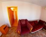 4-х местный,двухкомнатный номер с большой террасой 18 м2,ванной комнатой и коридором.  Номер состоит из двух  комнат с балконом. Панорамный вид из окна на море  В первой комнате есть большой раскладной диван,мягкое кресло,две прикроватные тумбочки,зеркало  стол, стулья, LCD 32