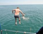 Морское купание