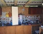 Акварели Затока общая кухня домики