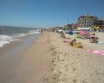 Пляж Затока центр