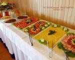 Ресторан Ноев Ковчег шведский стол