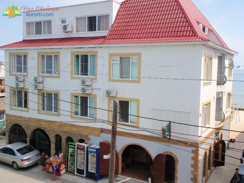 Мини-отель Южанка в Затоке