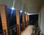 Вечерний балкон Амазонка-Аура
