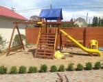 Детская площадка Амазонка-Аура
