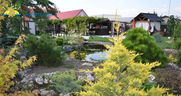 Загородный клуб Bless Village
