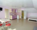 номер Люкс с кухней, трехместный номер фото