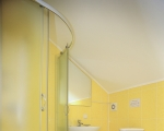 номер Люкс с кухней, трехместный номер фото WC