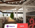 Happy Inn Cafel Затока