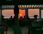 Отель Каурі Затока Веселый ужин на верхней терассе