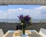 Отель Каурі Затока Приятно пообедать с шикарным видом на залив