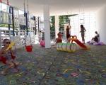 База відпочинку Човник дитячий майданчик фото