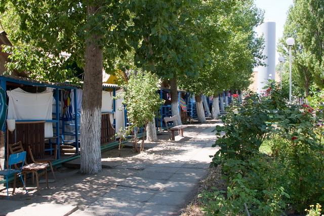 База отдыха Шелковик