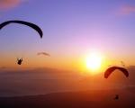 Катание на парашюте.http://minisolnce.odessa.ua