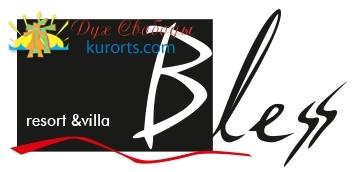 Готель Bless Resort Затока лого