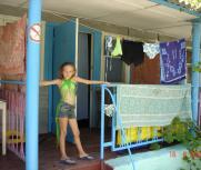 б/о Эдельвейс 2008 - СУПЕР. На фото - моя дочь, мы из Московской обл.
