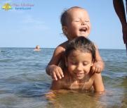 Самый лучший отдых с детьми-в ЗАТОКЕ!!!