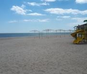 Затока 4е мая центральный пляж Прибой фото