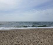 Затока 2е мая Пасха 2021 центральный пляж фото