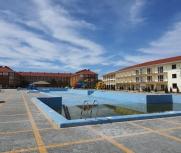 Каролино-бугаз Бриз де люкс новый бассейн и аквапарк фото 15 мая