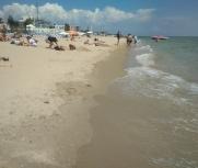 Затока 13 июня 2021 года центральний пляж
