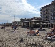 Затока центральный пляж база отдыха Водограй 19 июня фото