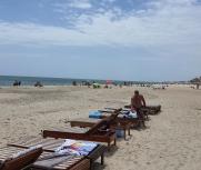 Затока центральный пляж база Адмирал 20 июня фото