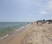 Затока центральный пляж 20 июня фото