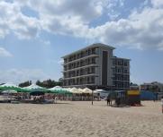 Затока 25 июня 2021 центральный пляж отель Dimanche