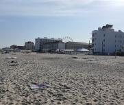 Затока 25 июня 2021 центральный пляж база отдыха Прибой