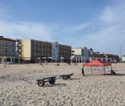 Затока 25 июня 2021 центральный пляж база отдыха Эллада