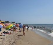Затока центральный пляж 30 июня фото