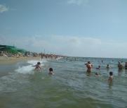 Курорт Сергеевка пляж 11 июля фото
