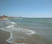 Затока станция Морская пляж 9 июля фото