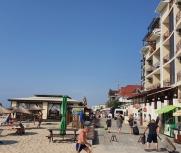Затока центральный пляж отель Виктория фото