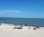 Затока центральный пляж Водограй фото