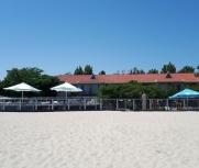 Затока станция Солнечная пляж Рось фото