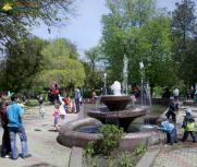 Белгород Парк Ленина
