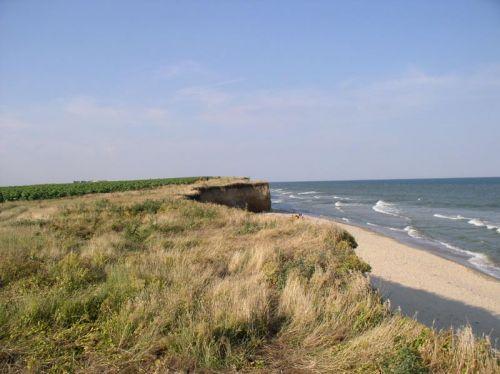 Николаевка пляж
