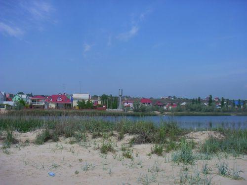 Озеро Каролино-Бугаз