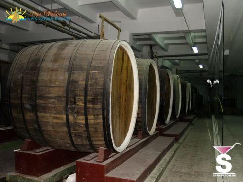 Центр культуры вина Шабо - винные подвалы фото