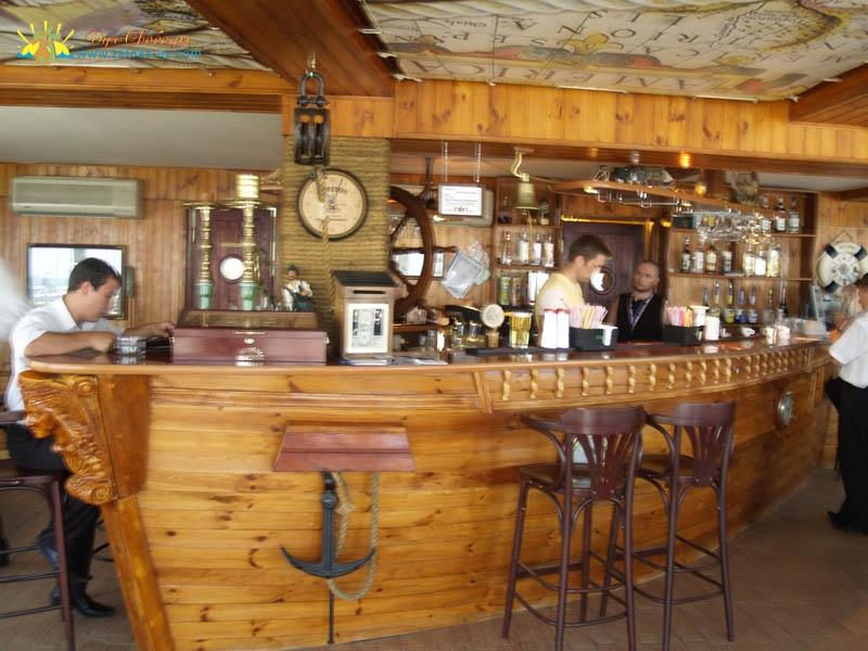 Ресторан Солар база отдыха Солнечная фото